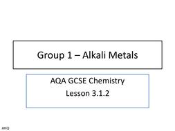 Aqa c31 periodic table by akq123 teaching resources tes c312 group 1 elementspptx urtaz Choice Image