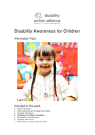 Disability Awareness for Children