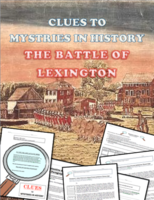 The Battle of Lexington and Concord: Mysteries in History ...