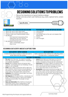 Designing-Solutions-to-Problems-a-b---Summary-Sheet.docx