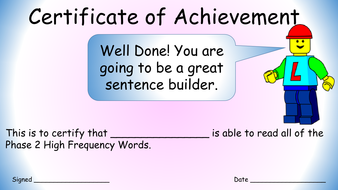 certificates-high-frequency-words.pdf