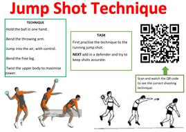handball jump shot technique