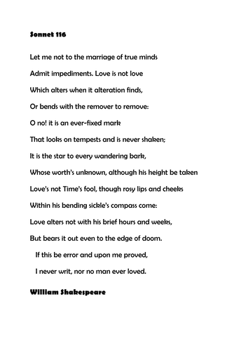 Printables Iambic Pentameter Worksheet ks3 poetry shakespeare sonnets iambic pentameter two whole lessons interactive activities by debzy87 teaching resources