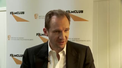 Coriolanus: Interview with Ralph Fiennes