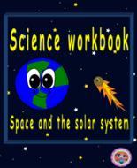 Space Workbook STEAM Activity