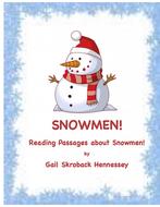 SNOWMEN: FOUR READING PASSAGES