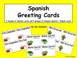 Spanish greeting cards spanish and english bilingual greeting spanish greeting cards spanish and english bilingual greeting cards m4hsunfo