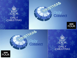 Only Connect - Cross-Curricular Christmas