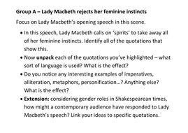 important quotes from macbeth act 1