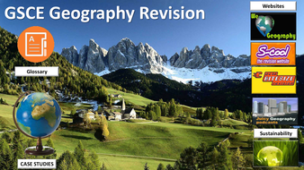 GCSE Interactive Geography Case Study Guide