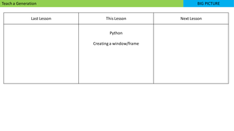 Python - Creating a window using tkinter by jparrack