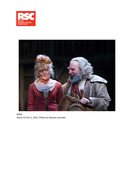 Ordinary People  in Shakespeare's History Plays: Gallery