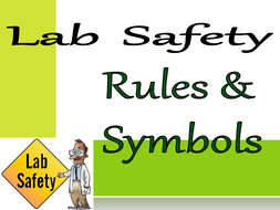 Lab Safety Science S6CS2 By Rjwilliams65