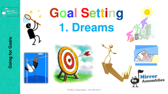 Going for Goals - Dreams