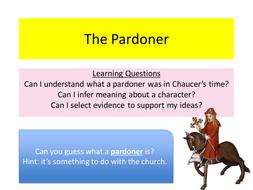 a pardoner