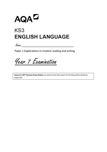 Writing an english paper