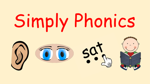 Phase 2 Phonics - Powerpoint to Introduce Set 1 and Blending
