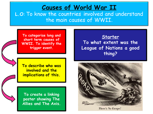 World War Ii By Danielleleahquinn Teaching Resources Tes