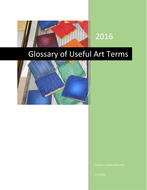 Glossary of Useful Visual Art Terms