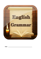 Grammar revision activity booklet