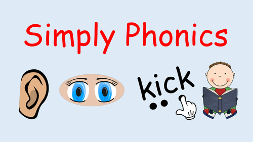 Phase 2 Phonics - Powerpoint to Introduce Set 4 with Blending