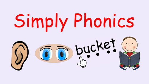 Phase 2 Phonics - Powerpoint to Introduce Set 5 with Blending