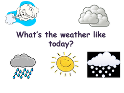 weather powerpoint for kids by mahsa asi11 teaching resources tes