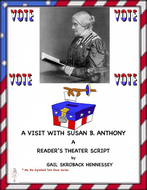 Susan B. Anthony: A Reader's Theater Script