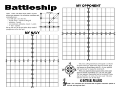 A Latitude and Longitude Battleship Game by Anon15575933872969944 ...