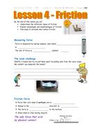 Friction Force (Physics)