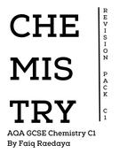 AQA GCSE Chemistry C1 Revision Notes Booklet by fxraedaya