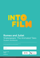 Romeo and Juliet Shakespeare: The Animated Tales