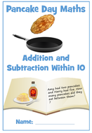 preview-images-pancake-themed-addition-and-subtraction-withn-10-worksheets-1.pdf