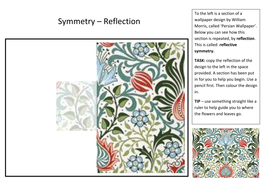 william morris nature pattern term sow by hipsta teaching resources. Black Bedroom Furniture Sets. Home Design Ideas