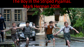 film wjec gcse boy in the striped pyjamas representation the boy in the striped pyjamas themes pptx