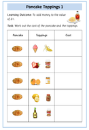 preview-images-pancakes-money-to--1-worksheets-3.pdf
