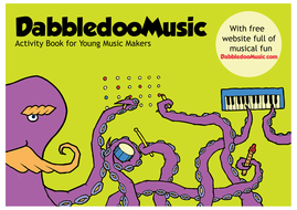 DabbledooMusic - Creative Music Workbook
