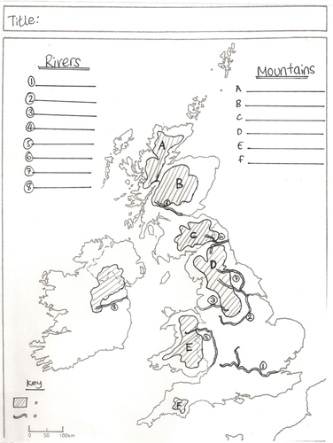 YEAR 7 GEOGRAPHY SKILLS FULL SCHEME OF LESSONS, RESOURCES