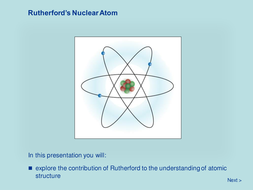 Atomic structure rutherfords nuclear atom by ljcreate teaching rutherfords nuclear atomppt close atomic structure rutherfords nuclear atom ccuart Gallery