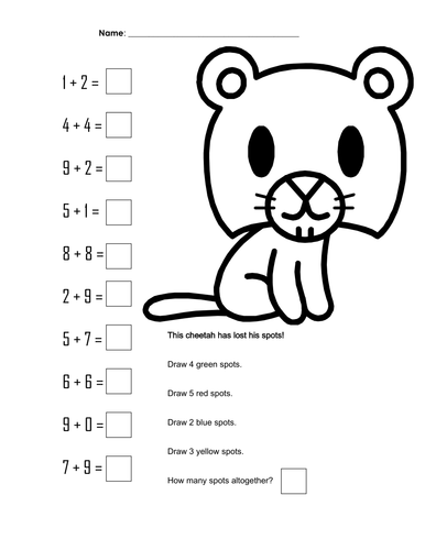 maths worksheets for year 1 grade 1 by gilster003 teaching resources tes. Black Bedroom Furniture Sets. Home Design Ideas