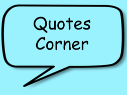 Inspirational Bible Quotes Corner