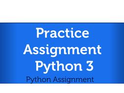 GCSE Python resources for OCR Course