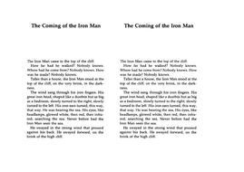 iron man character traits