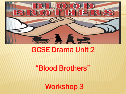 How do you write a GCSE drama theatre review?