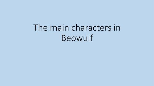 I need beowolf essay of 500 word?