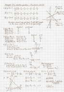 Straight line equations and graphs for Foundation and