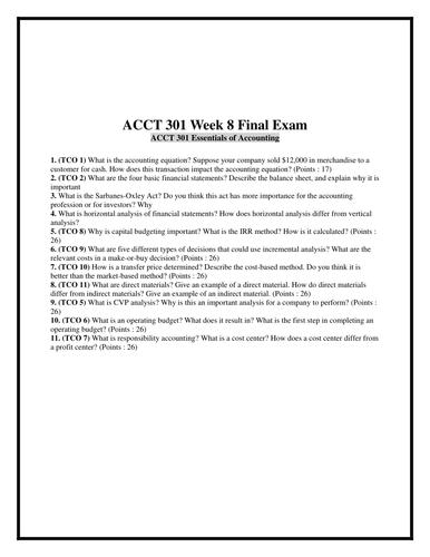 acct 212 midterm exam
