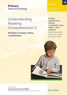 Understanding Reading Comprehension 2