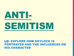 Shylock-and-anti-semitism-Act-I-scene-iii.pptx