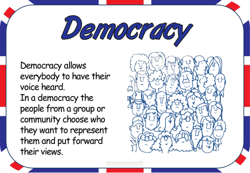 Image result for democracy lettering